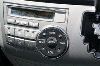 2006 Toyota Tarago ACR50R GLi Silver 4 Speed Sports Automatic Wagon
