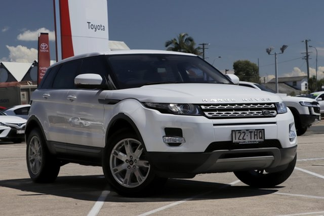 Pre-Owned Land Rover Range Rover Evoque L538 MY13 Pure Albion, 2013 Land Rover Range Rover Evoque L538 MY13 Pure 6 Speed Manual Wagon