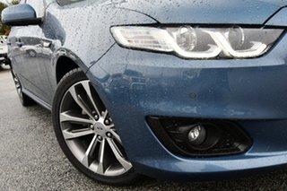 2015 Ford Falcon FG X XR6 Blue 6 Speed Sports Automatic Sedan.