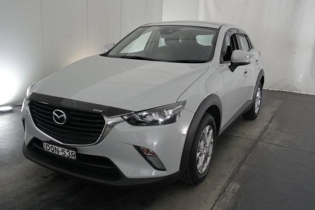 Used Mazda CX-3 DK2W7A Maxx SKYACTIV-Drive Maryville, 2017 Mazda CX-3 DK2W7A Maxx SKYACTIV-Drive White 6 Speed Sports Automatic Wagon