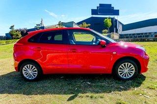 2021 Suzuki Baleno EW Series II GL Fire Red 4 Speed Automatic Hatchback.