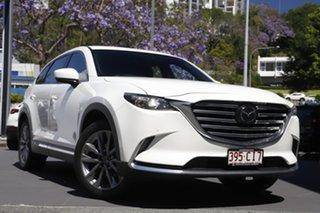 2021 Mazda CX-9 TC GT SKYACTIV-Drive i-ACTIV AWD Snowflake White 6 Speed Sports Automatic Wagon.