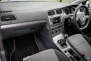 2015 Volkswagen Golf VII MY16 92TSI Pure White 6 Speed Manual Hatchback