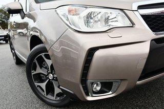 2015 Subaru Forester S4 MY15 XT CVT AWD Premium Bronze 8 Speed Constant Variable Wagon.