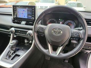 2020 Toyota RAV4 Mxaa52R GXL 2WD White 10 Speed Constant Variable Wagon
