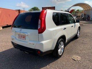 2012 Nissan X-Trail TS White 6 Speed Manual Wagon
