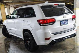 2017 Jeep Grand Cherokee WK MY17 SRT White 8 Speed Sports Automatic Wagon.