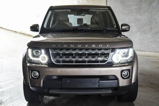 2015 Land Rover Discovery Series 4 L319 MY16 TDV6 Bronze 8 Speed Sports Automatic Wagon