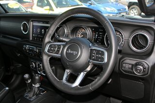 2020 Jeep Gladiator JT MY21 Overland Pick-up Gloss Black 8 Speed Automatic Utility