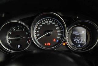 2012 Mazda CX-5 KE1071 Grand Touring SKYACTIV-Drive AWD Blue 6 Speed Sports Automatic Wagon
