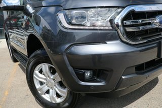 2020 Ford Ranger PX MkIII 2020.25MY XLT Grey 6 Speed Sports Automatic Double Cab Pick Up.