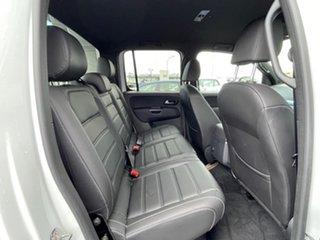 2021 Volkswagen Amarok 2H MY21 TDI580 4MOTION Perm Aventura Candy White 8 Speed Automatic Utility