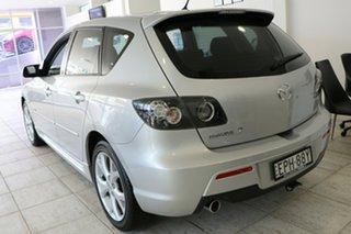 2007 Mazda 3 BK1032 SP23 Silver 6 Speed Manual Hatchback.