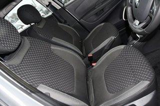 2018 Renault Captur J87 Zen EDC Silver 6 Speed Sports Automatic Dual Clutch Hatchback