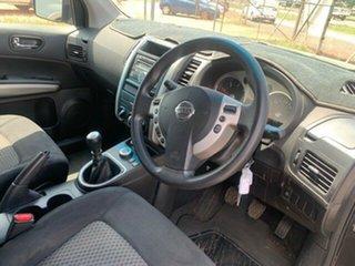 2010 Nissan X-Trail TS Black 6 Speed Manual Wagon