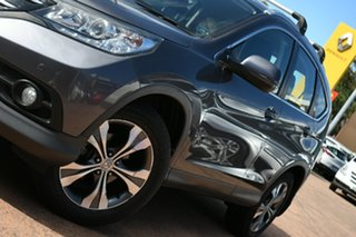 2014 Honda CR-V 30 MY15 VTi-L (4x4) Grey 5 Speed Automatic Wagon.