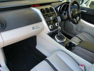 2008 Mazda CX-7 ER1031 MY07 Luxury Maroon 6 Speed Automatic Wagon