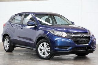 2017 Honda HR-V MY17 VTi Blue 1 Speed Constant Variable Hatchback.