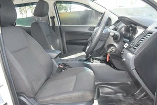 2012 Ford Ranger PX XL White 6 Speed Sports Automatic Cab Chassis