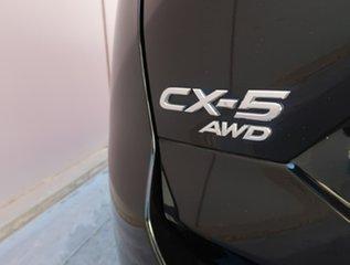 2018 Mazda CX-5 KF4WLA GT SKYACTIV-Drive i-ACTIV AWD Black 6 Speed Sports Automatic Wagon
