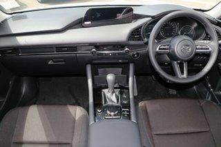 2021 Mazda 3 BP2SLA G25 SKYACTIV-Drive Evolve Snowflake White Pearl 6 Speed Sports Automatic Sedan