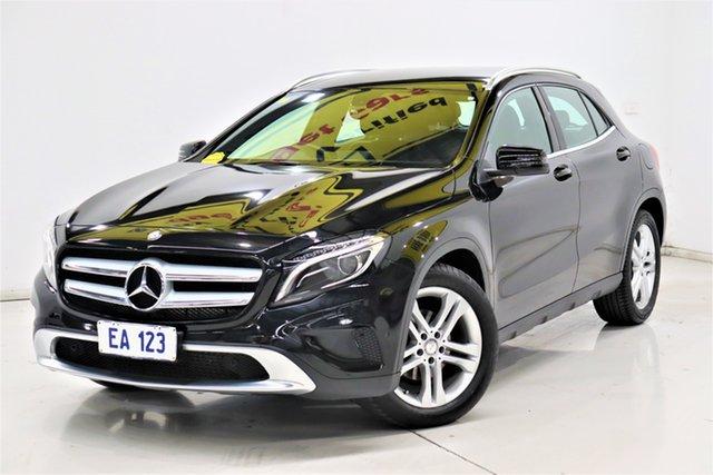 Used Mercedes-Benz GLA-Class X156 805+055MY GLA200 CDI DCT Brooklyn, 2015 Mercedes-Benz GLA-Class X156 805+055MY GLA200 CDI DCT Black 7 Speed