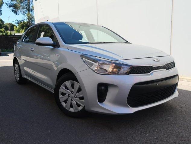 Used Kia Rio YB MY20 S Reynella, 2019 Kia Rio YB MY20 S Silver 4 Speed Sports Automatic Hatchback
