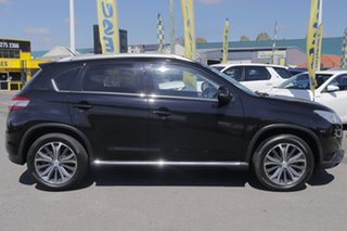 2015 Peugeot 4008 MY15 Active 2WD Black Pearl 6 Speed Constant Variable Wagon