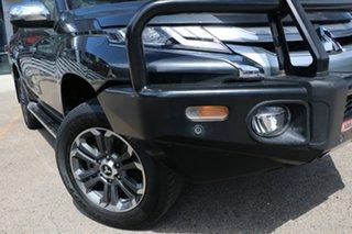 2018 Mitsubishi Triton MQ MY18 GLS Double Cab Grey 6 Speed Manual Utility.