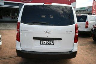 2014 Hyundai iLOAD TQ MY14 Crew White 5 Speed Automatic Van