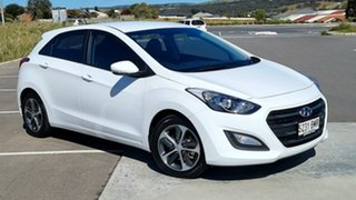 2015 Hyundai i30 GD3 Series II MY16 Active X White 6 Speed Sports Automatic Hatchback