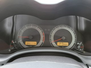 2011 Toyota Corolla ZRE152R MY11 Ascent Sport Blue 4 Speed Automatic Sedan