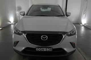 2017 Mazda CX-3 DK2W76 Maxx SKYACTIV-MT White 6 Speed Manual Wagon.