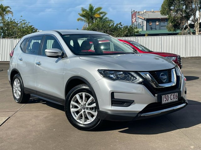 Used Nissan X-Trail T32 Series II ST X-tronic 2WD Maryborough, 2018 Nissan X-Trail T32 Series II ST X-tronic 2WD Grey 7 Speed Constant Variable Wagon