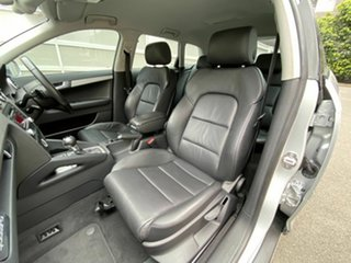 2012 Audi A3 8P MY12 Ambition Sportback S Tronic Quattro Silver 6 Speed Sports Automatic Dual Clutch