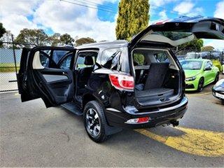 2016 Holden Colorado 7 RG MY16 Trailblazer Black 6 Speed Sports Automatic Wagon