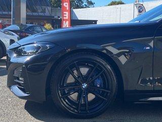 2020 BMW 430i G22 M Sport Black Sapphire 8 Speed Auto Steptronic Sport Coupe.