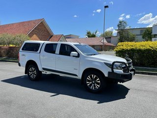 2017 Holden Colorado RG MY17 LS White 6 Speed Automatic Dual Cab