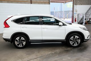 2016 Honda CR-V RM Series II MY17 Limited Edition White 5 Speed Automatic Wagon