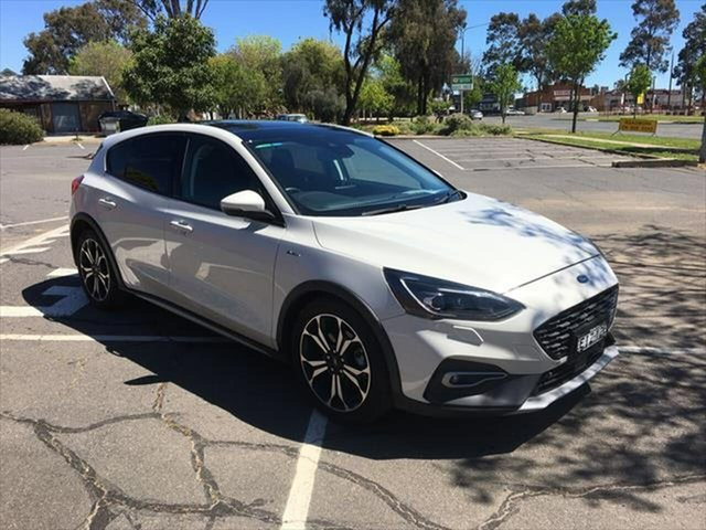 Used Ford Focus SA 2019.25MY Active Yarrawonga, 2019 Ford Focus SA 2019.25MY Active White 8 Speed Automatic Hatchback