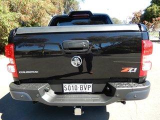 2017 Holden Colorado RG MY18 Z71 Pickup Crew Cab Black/Grey 6 Speed Sports Automatic Utility