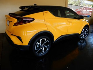 2017 Toyota C-HR NGX10R Koba (2WD) Yellow Continuous Variable Wagon