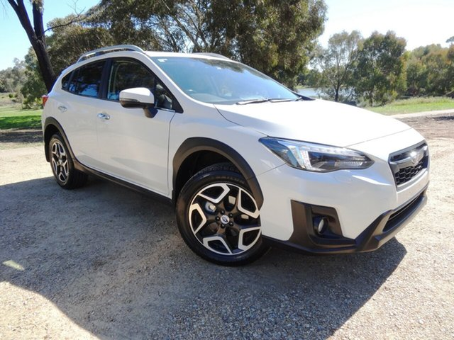 Used Subaru XV G5X MY18 2.0i-S Lineartronic AWD Morphett Vale, 2017 Subaru XV G5X MY18 2.0i-S Lineartronic AWD White 7 Speed Constant Variable Wagon