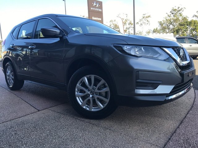 New Nissan X-Trail T32 MY21 ST X-tronic 4WD South Gladstone, 2021 Nissan X-Trail T32 MY21 ST X-tronic 4WD Grey 7 Speed Constant Variable Wagon