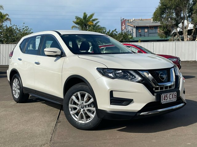 Used Nissan X-Trail T32 Series II ST X-tronic 2WD Maryborough, 2018 Nissan X-Trail T32 Series II ST X-tronic 2WD White 7 Speed Constant Variable Wagon