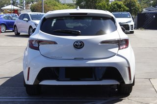 2020 Toyota Corolla Mzea12R Ascent Sport Glacier White 10 Speed Constant Variable Hatchback