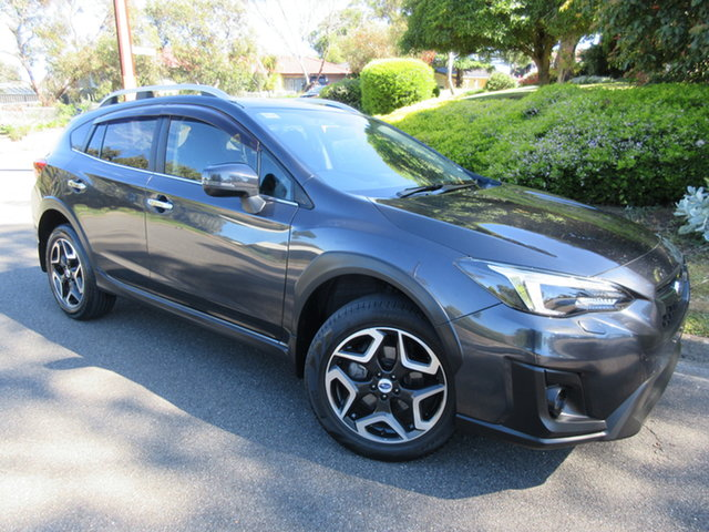 Used Subaru XV G5X MY18 2.0i-S Lineartronic AWD Reynella, 2017 Subaru XV G5X MY18 2.0i-S Lineartronic AWD Grey 7 Speed Constant Variable Wagon