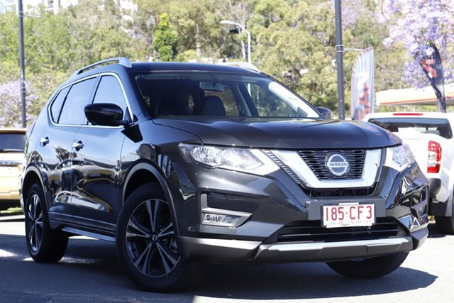 Demo Nissan X-Trail T32 MY21 ST-L X-tronic 4WD Newstead, 2021 Nissan X-Trail T32 MY21 ST-L X-tronic 4WD G41 7 Speed Constant Variable Wagon