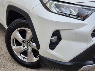 2020 Toyota RAV4 Mxaa52R GXL 2WD White 10 Speed Constant Variable Wagon.