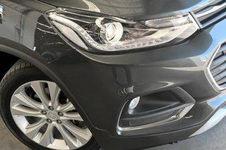 2017 Holden Trax TJ MY17 LT Grey 6 Speed Automatic Wagon.